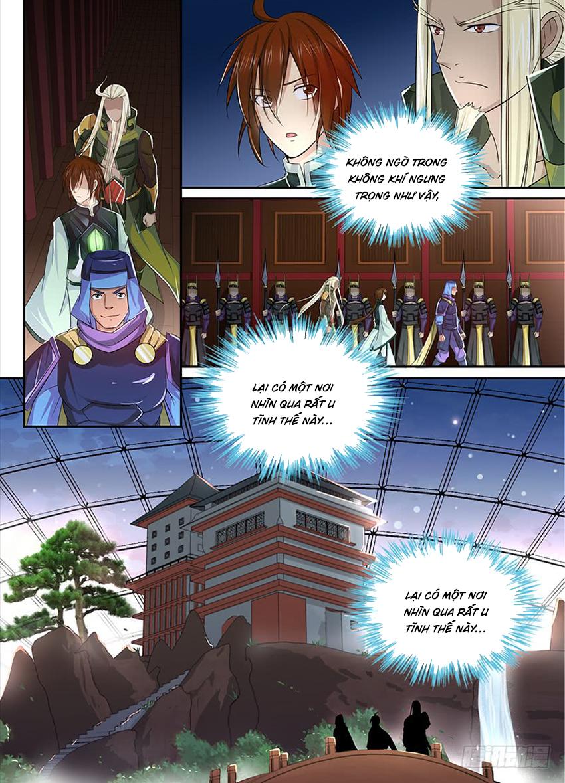 Thiên Cơ Tam Quốc chap 9 - Trang 9