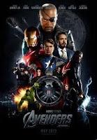 mini poster the avengers