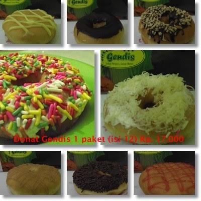 RESEP DONAT NAN LEZAT ~ gendis bakery