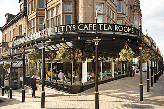 Betty's Harrogate