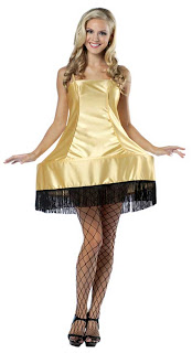 leglamp costume for her