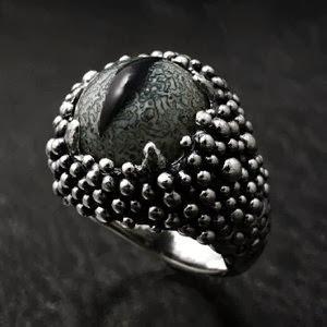 SKURANGER x S.F.D.的eyeball ring