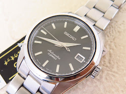 SEIKO SARB033 - BLACK DIAL - AUTOMATIC 6R15C - GOOD CONDITION