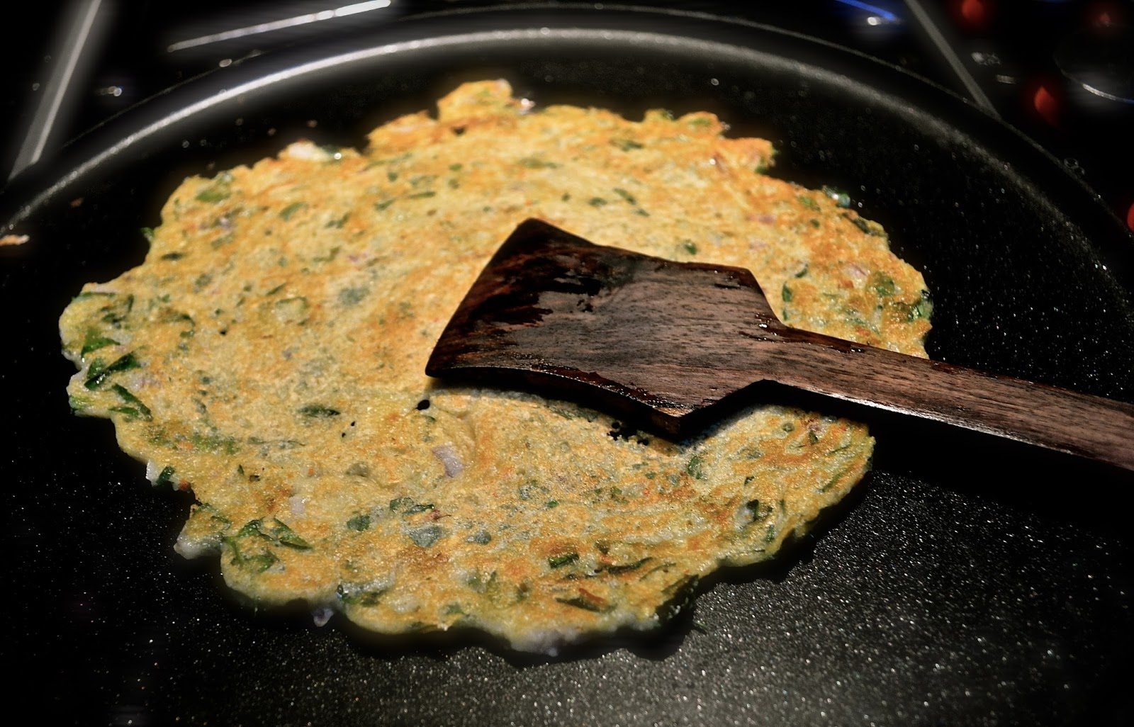 how to make lentil pancakes
