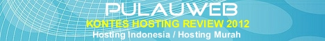 Pulauweb Hosting Murah Indonesia