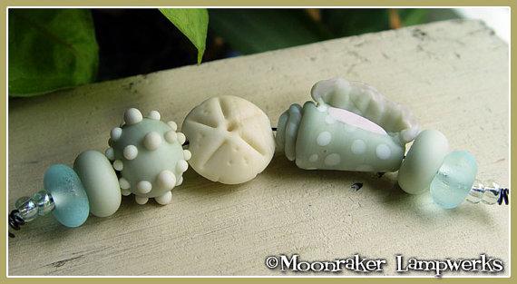 Lampwork Beads, Moonraker Beads