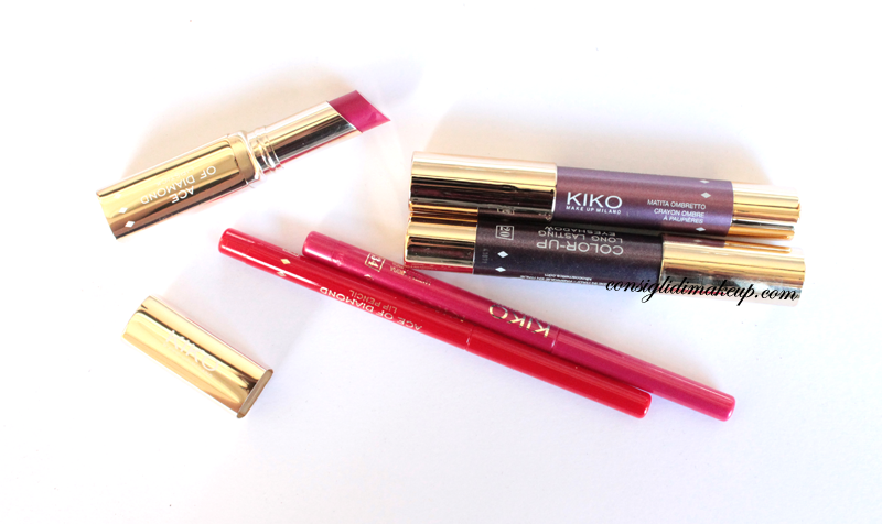 swatches kiko daring game