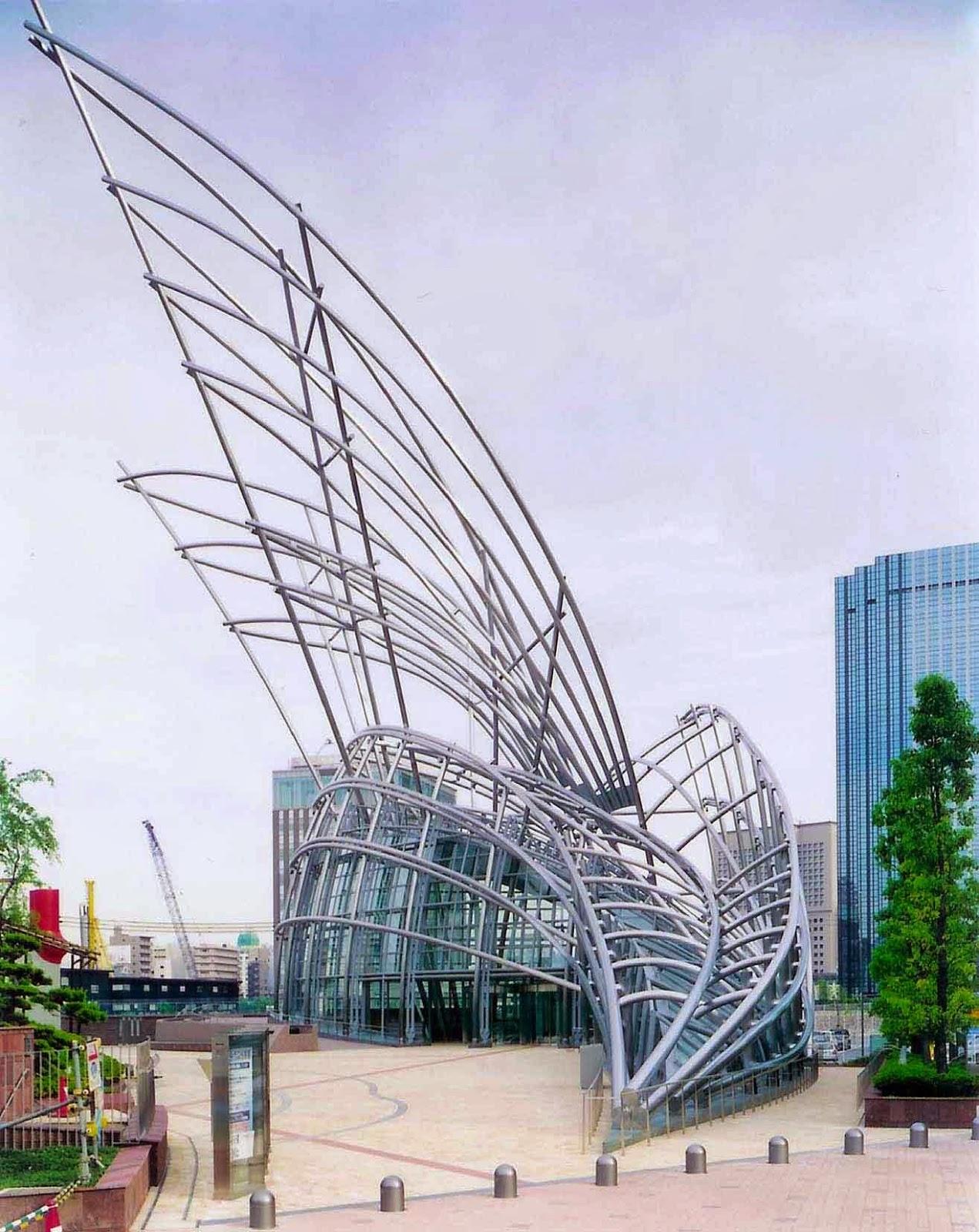 Artex muebles 8 museos modernos post modernos que for Estructura arquitectura