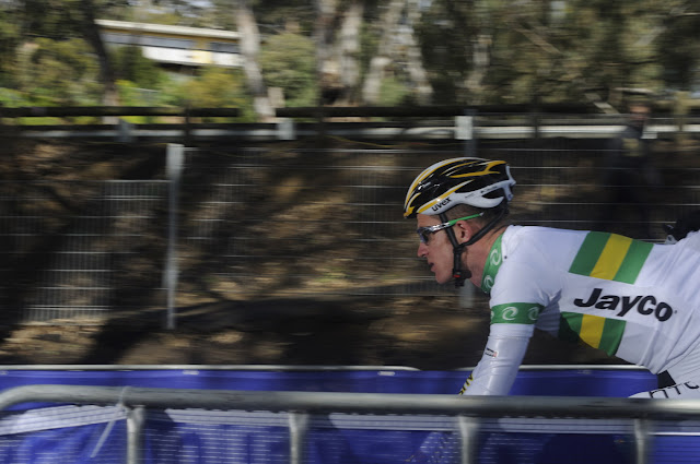michael  rodgers, portrait, face, head, world road cycling championships, 2010, geelong, australia