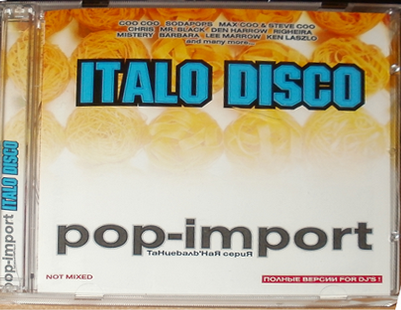 VA - Pop-Import - Italo Disco