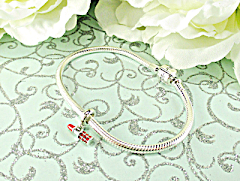Enter to Win a Brand New, Authentic 925 Sterling Silver Soufeel Charm Bracelet!