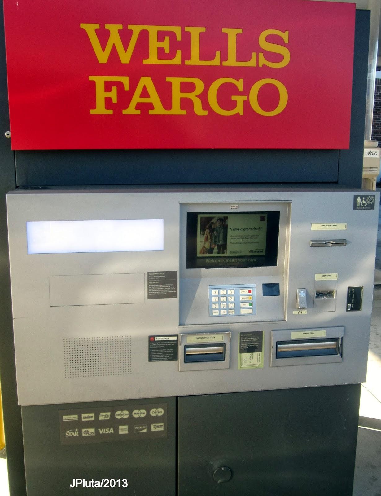 fargo atm machine