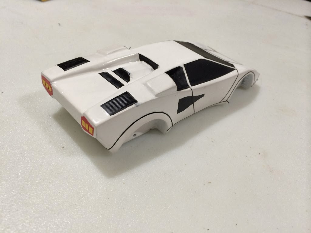 2014 Countach And Wreck It Ralph Pinewood Derby Cars This