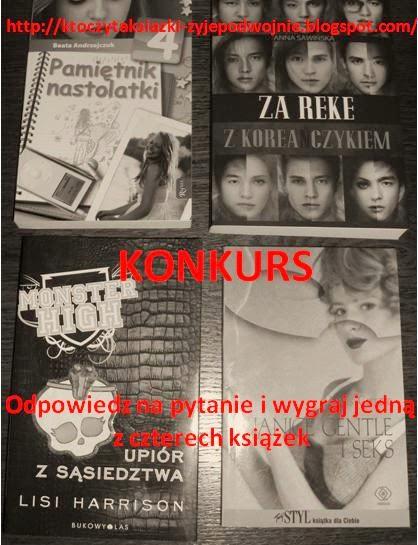 http://ktoczytaksiazki-zyjepodwojnie.blogspot.com/2014/11/konkurs-do-wygrania-4-ksiazki.html