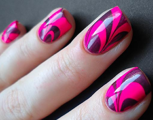 shellac nail art design ideas - Shellac Nail Design Ideas