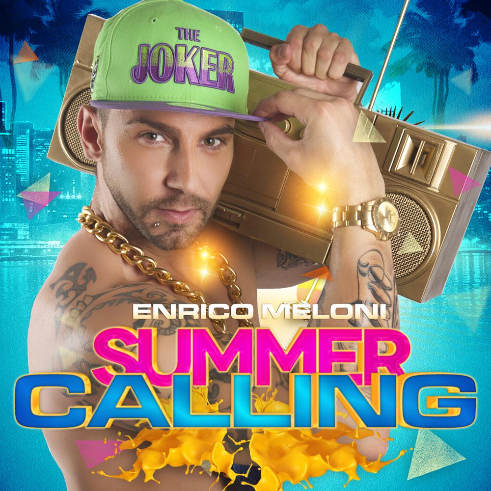 DJ ENRICO MELONI - SUMMER CALLING (Podcast N° 20 2K15) (Progr & Tribal HOUSE)