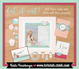 Cut It Out! Special THIS month at CTMH!
