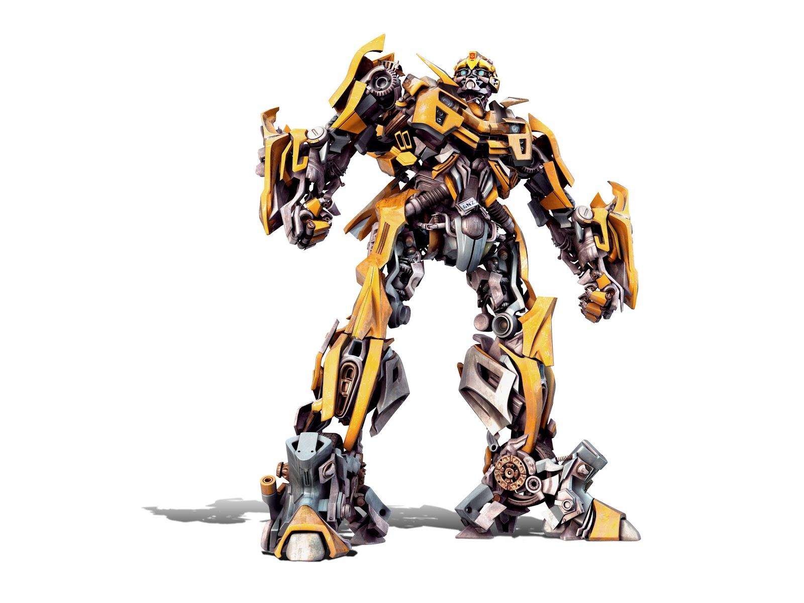 6 Beautiful Transformers Bumble Bee HD Wallpapers