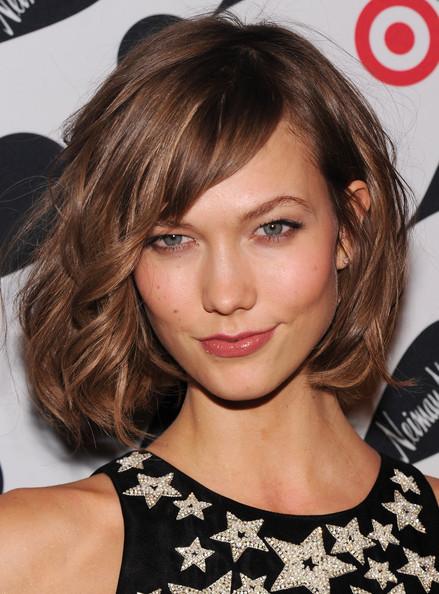 Karlie Kloss Hairstyle