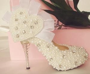 Yeni Moda Abiye Ayakkabıları