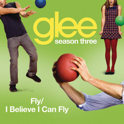 Glee Cast - Fly / I Believe I Can Fly Lyrics