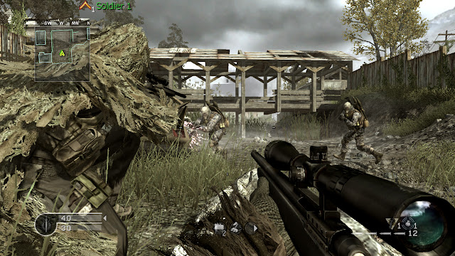 Call Of Duty 4 Modern Warfare Full Tek Link İndir