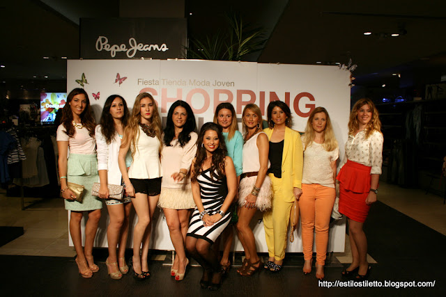 SHOPPING NIGHT DEL CORTE INGLES