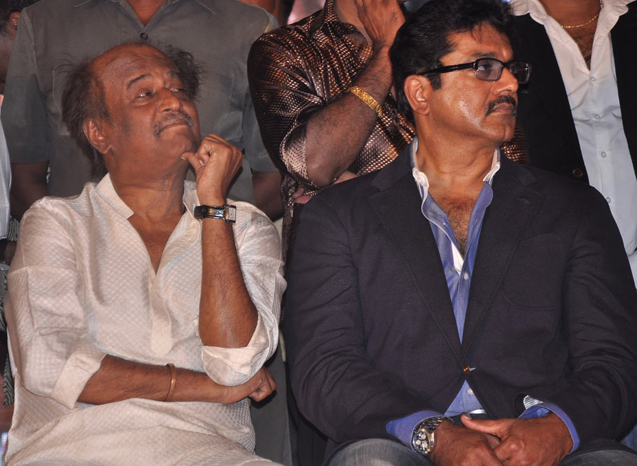 Rajinikanth Birthday Celebration Photos