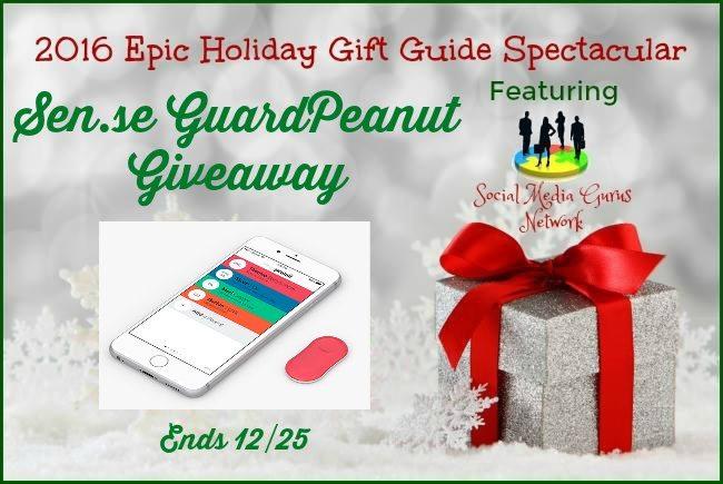Sense GuardPeanut Giveaway