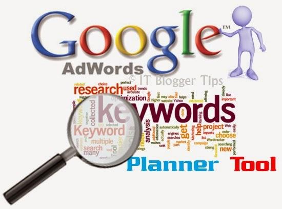 Cara Riset Kata Kunci Menggunakan Google Adwords Keyword Planner