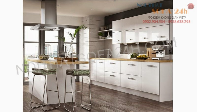 Tủ bếp TB020