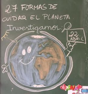 Día de la Tierra, 22 de abril