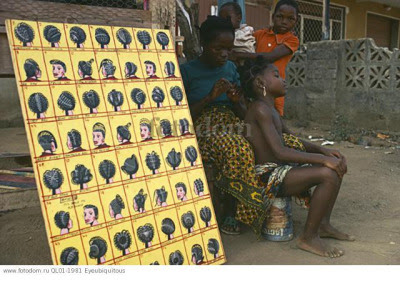 BLAST FROM THE PAST - IDENTIFY THE HAIR STYLES YOU ROCKED AS A KID IN NIGERIA.