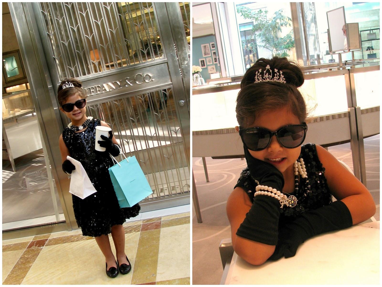 Audrey Hepburn Costume Kids