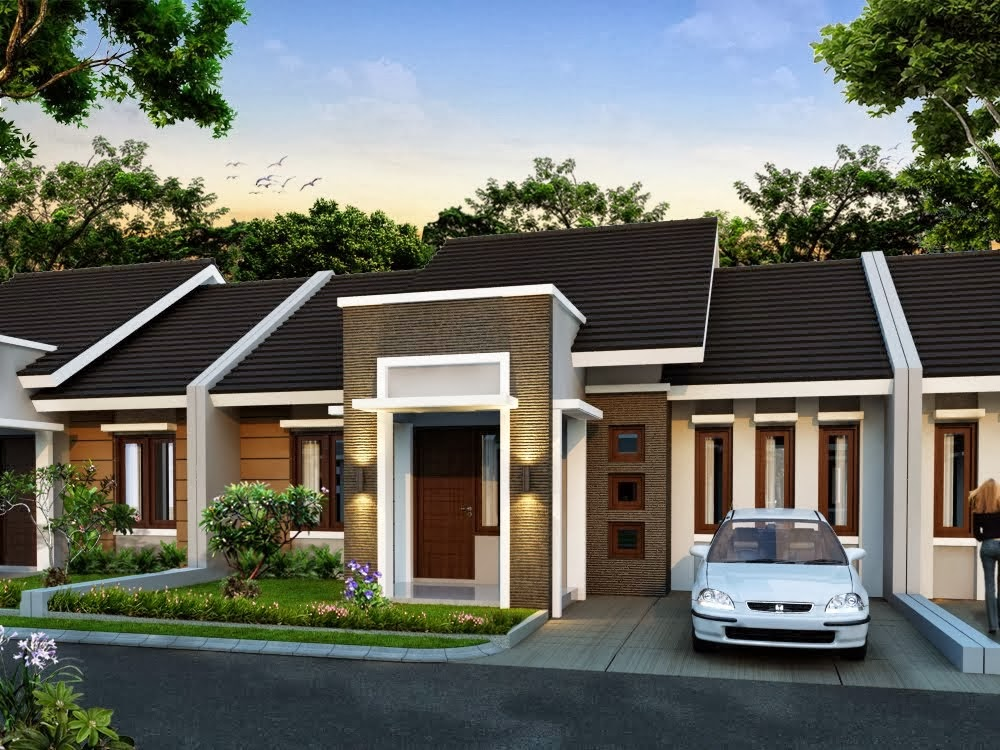 Gambar Desain Rumah Minimalis Modern Terbaru  Desain