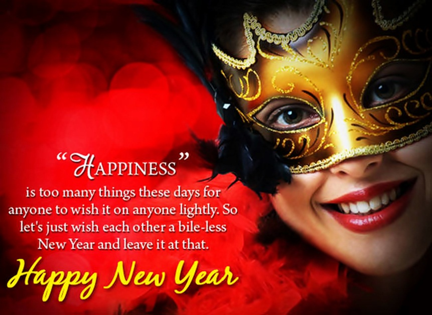 New Year Greeting Image