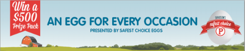 Davidson's Safest Choice Eggs and Honest Cooking