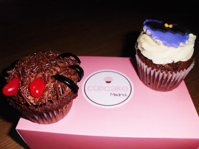 My Visit to Cupcake Madrid | www.happyhealthymotivated.com