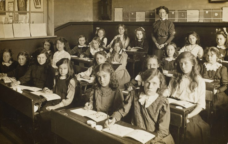 victorian homework