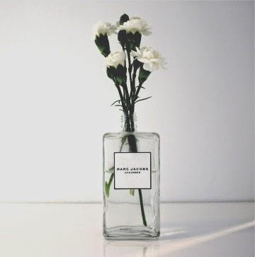 Leere Parfum-Flaschen wiederverwenden