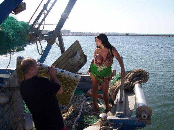 Marika Fruscio Bikini