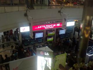 "Dasyatnya ""LET'S FIGHT in 3D GAME FESTIVAL"" - Bandung Indah Plaza (BIP)"
