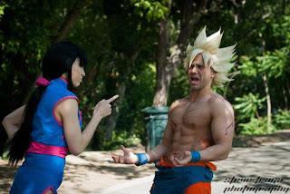 Goku-Chichi-Cosplay