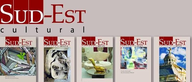 Colaj coperte Sud-Est Cultural
