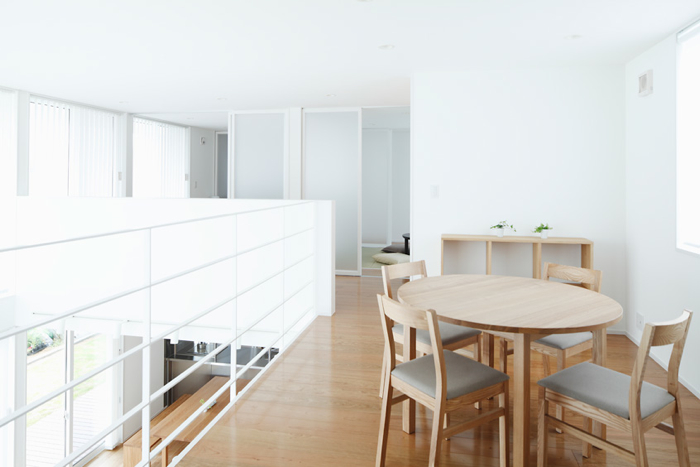 interior with muji furniture