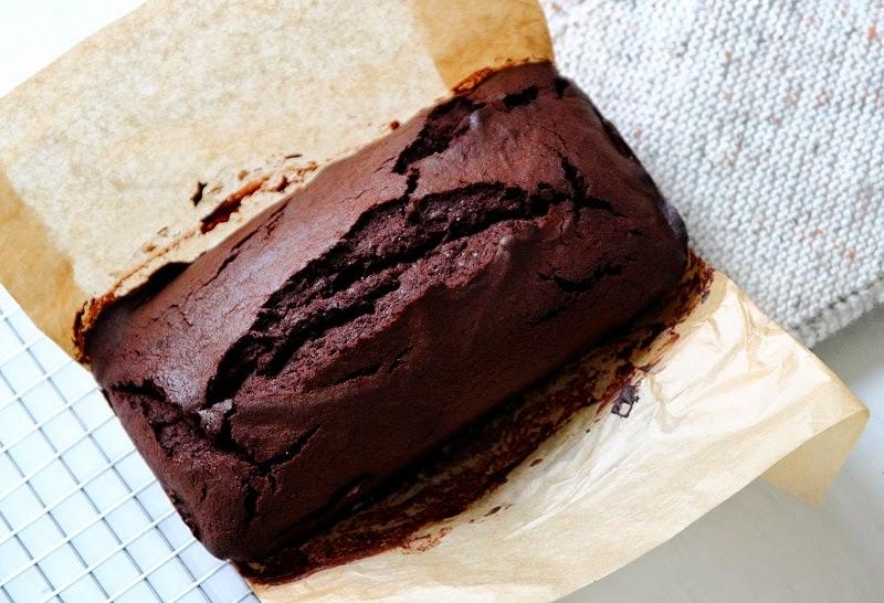 Chocolate Walnut Espresso Loaf Recipe — Dishmaps