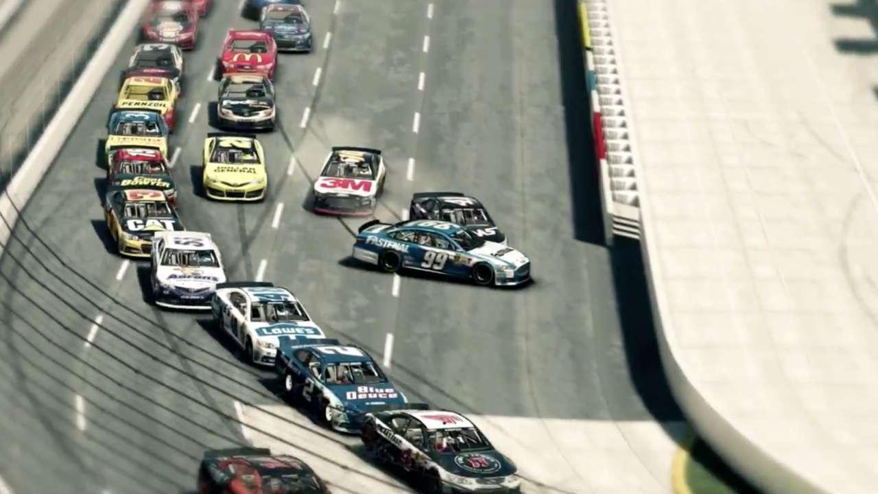NASCAR'14 Screenshot 1 - Ohgamegratis 4