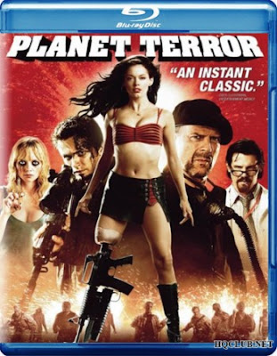 Planet Terror (2007) Bluray  Movie Download