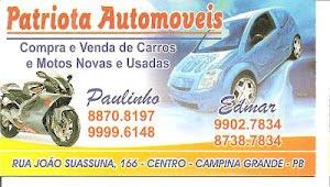 PATRIOTA  AUTOMOVEIS