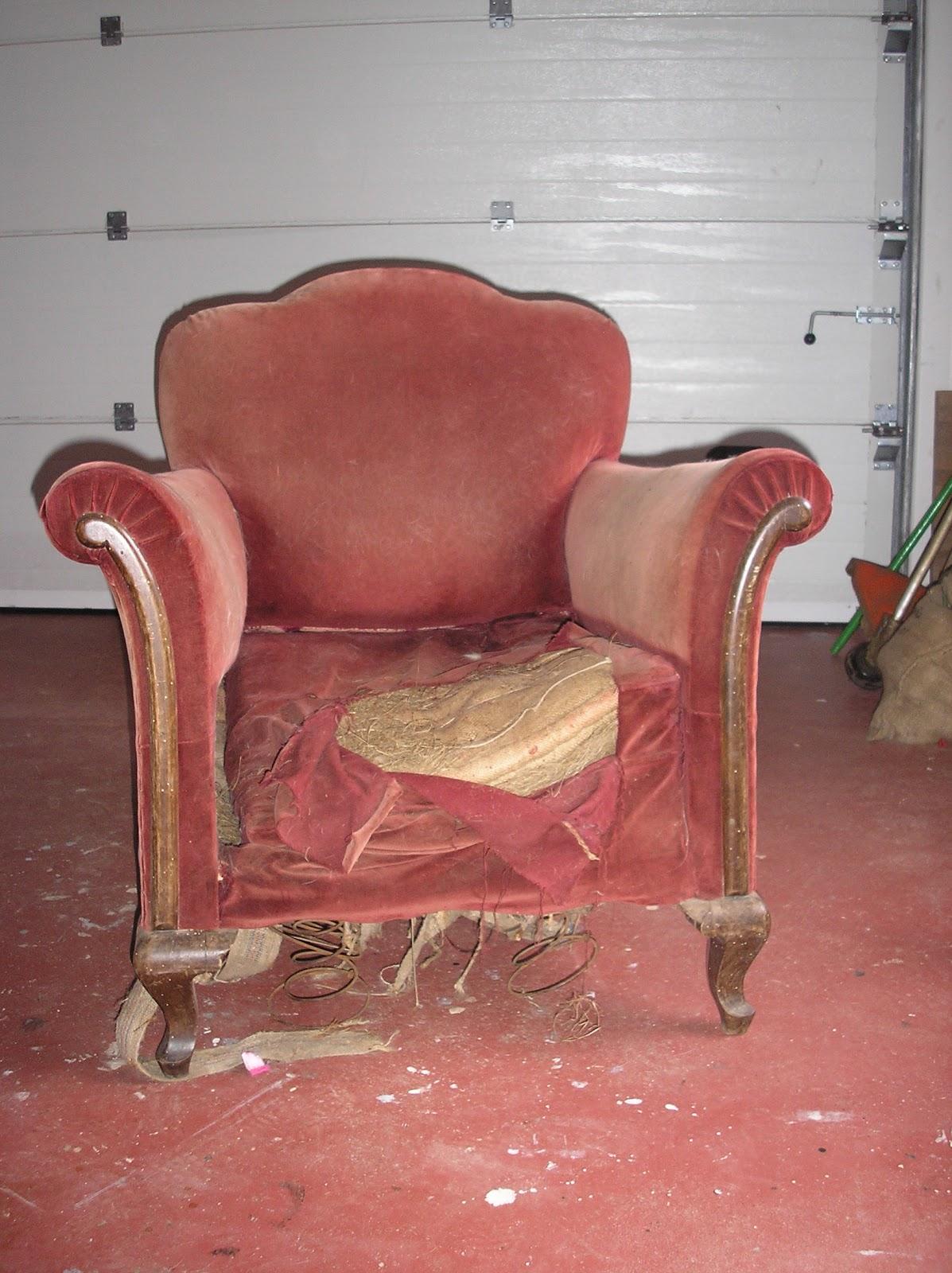 El desvan de mamen tresillo antiguo 1 0 - Muebles el tresillo ...
